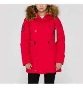 Alpha-industries explorer dames parka