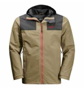 Jack Wolfskin jacket Jasper Peak
