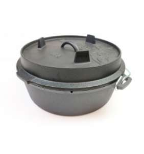 Valhal Outdoor Dutch oven 6.1Liter